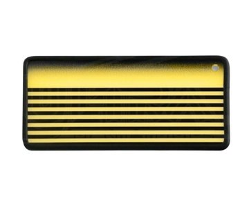 Ultra Dent Tools Ghost board fog stripe yellow
