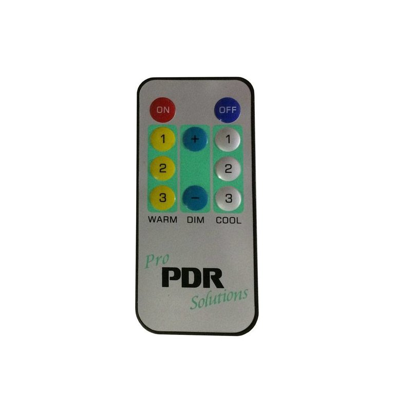 Pro PDR Remote control Chubby light