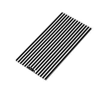 """Ultra Dent Tools 12"""" (30 cm) Black & White lens cover for UltraDent portable light"""