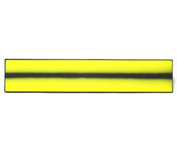 "Ultra Dent Tools 36"" (91 cm) Yellow & Black fade stripe lens cover for UltraDent shoplight"