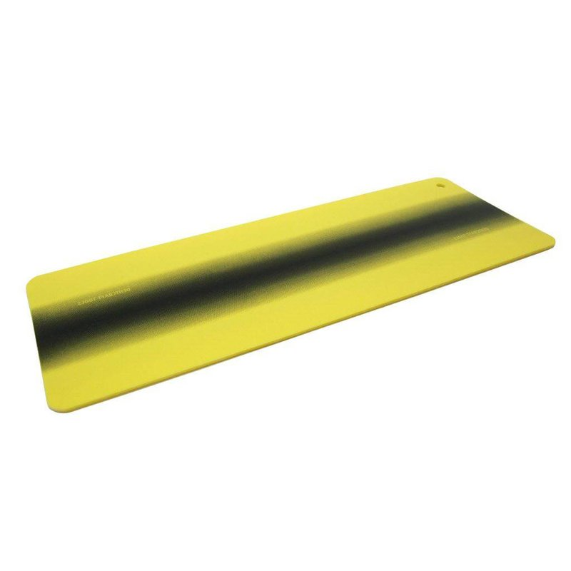 "Yellow reflector board Large 6"" (15,20 cm) x 16"" (41,30 cm)"