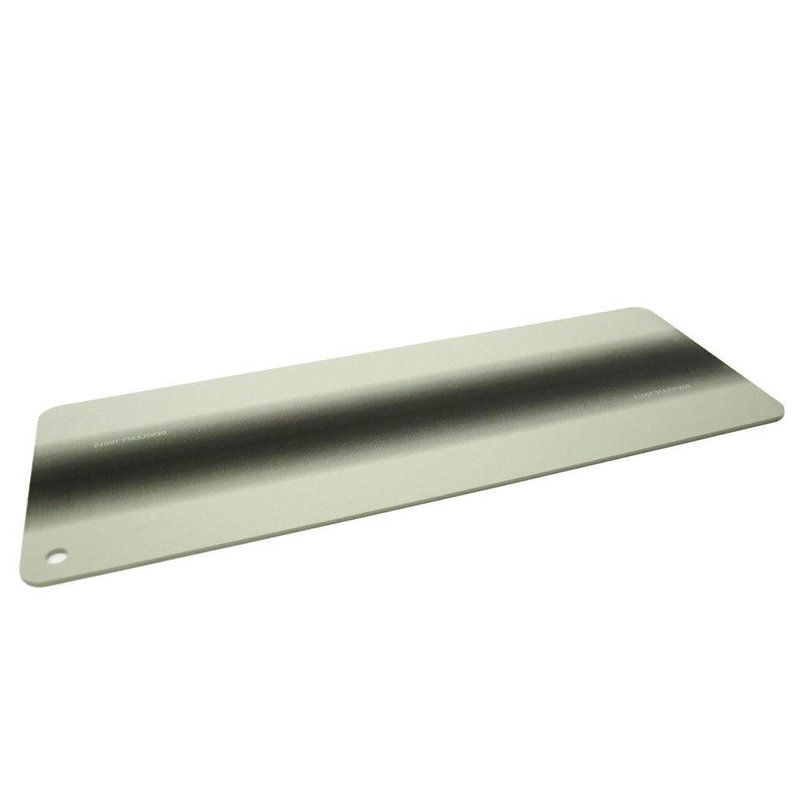 "Grey reflector board Large 6"" ( 15,2 cm) x 16"" (41,3 cm)"