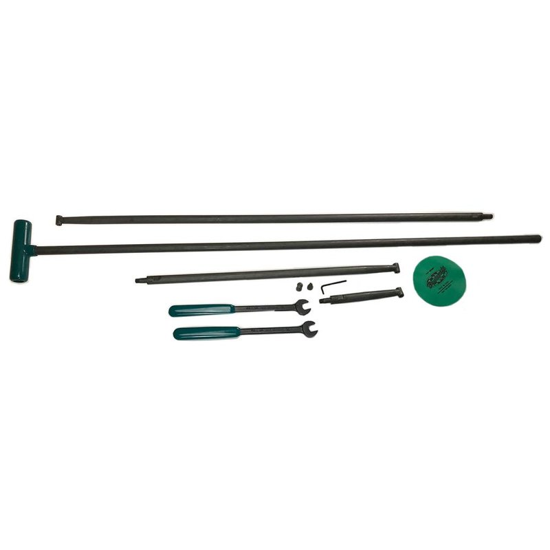 Collapsible Rod Set with Interchangeable tips - 8 pcs