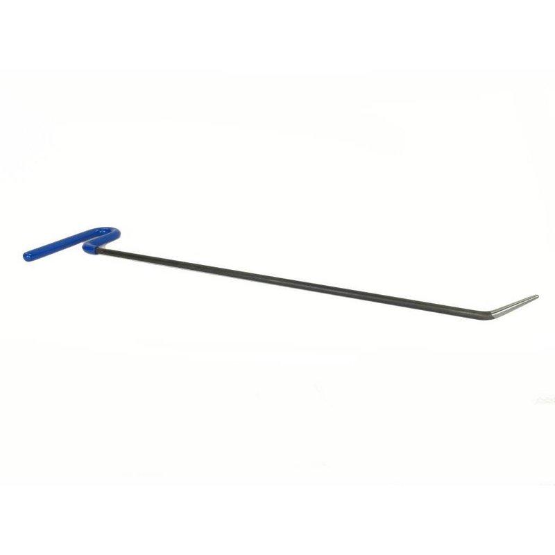"""25"""" (63,5 cm) spring steel tool, 3/8"""" diameter"""