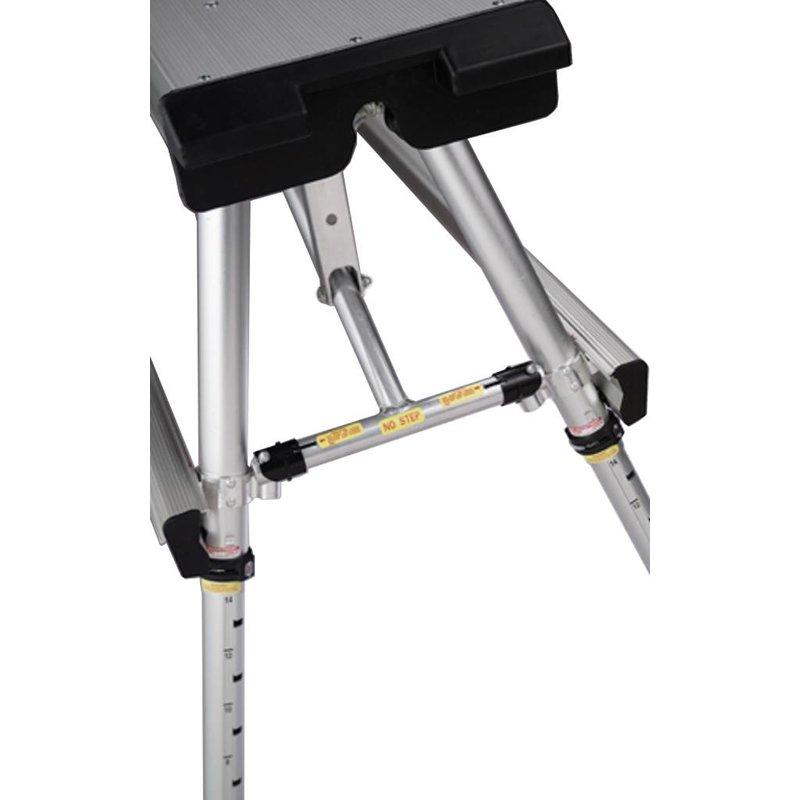 Kwikbench - Piattaforma di sicurezza in alluminio