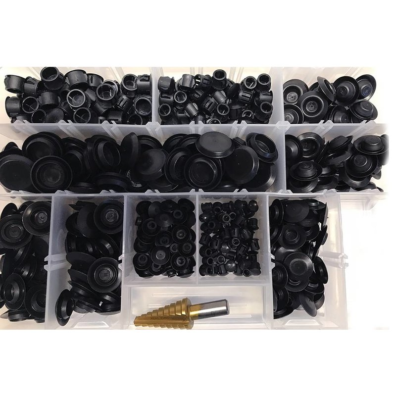 Drill and plug kit