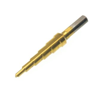 "Bosch Bosch Titanium Step Drill - 1/2"" 6 step Drill"