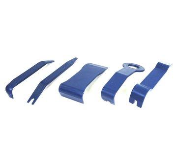 Dent Tool Company Auto Trim Molding Set - 5 pcs