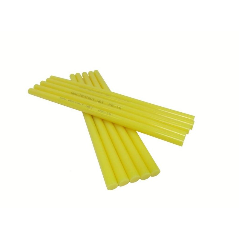 Yellow Glue 10 sticks - Moderate to Cold