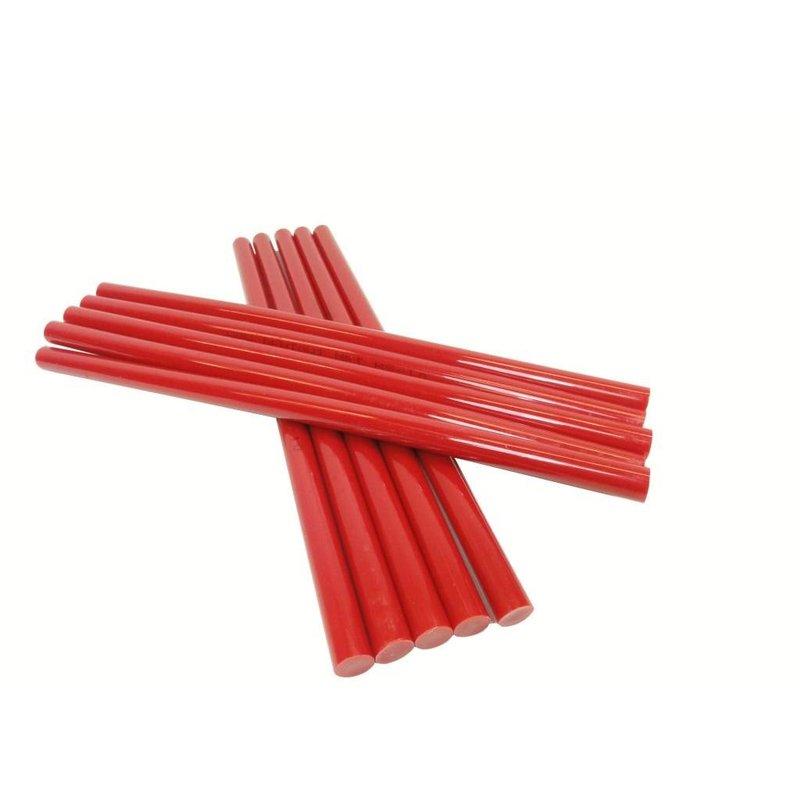 Red (Summer) Glue 10 sticks - Moderate to warm