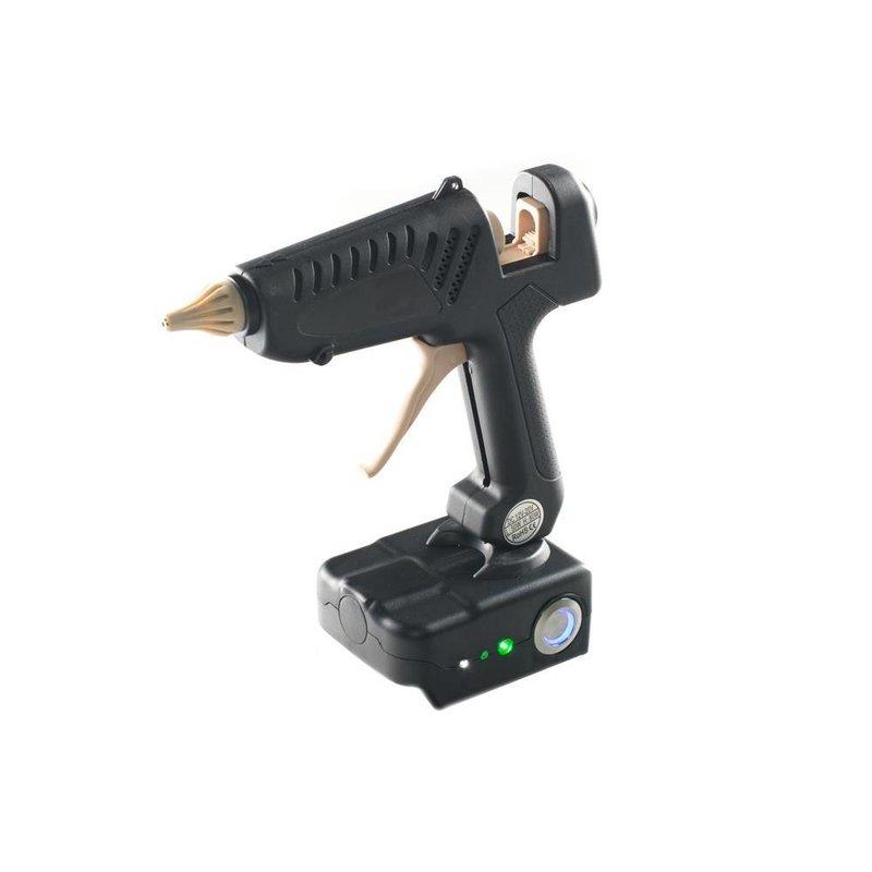 Pistola de pegamento inalámbrico Elim-A-Dent con adaptador de batería Makita