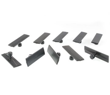 Blackplague 83 mm Black Plague Crease Tab - 10 pcs