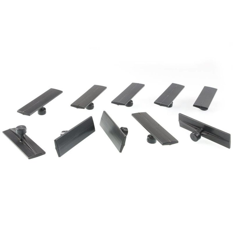 83 mm Black Plague Crease Tab - 10pcs