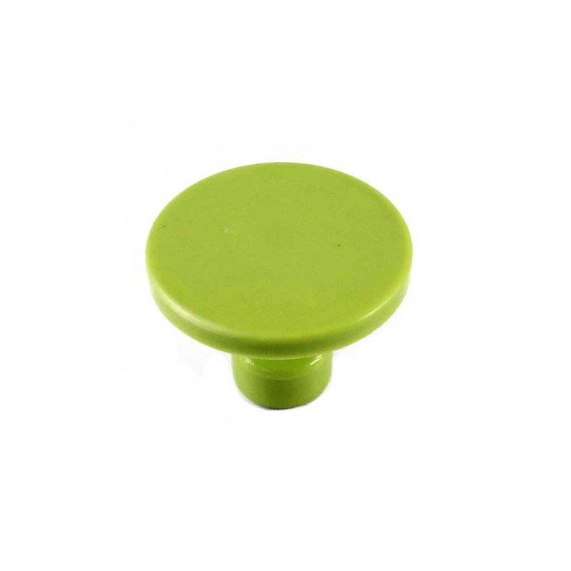 Black Plague Gang Green Smooth Faced 30 mm Glue - 10 pcs