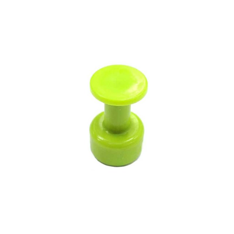 Black Plague Gang Green Smooth Faced 12 mm Glue - 10 pcs