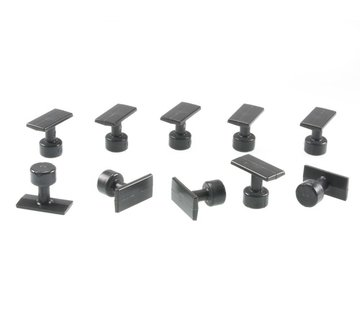 Blackplague 26 mm Black Plague Small Crease Tab - 10 pcs