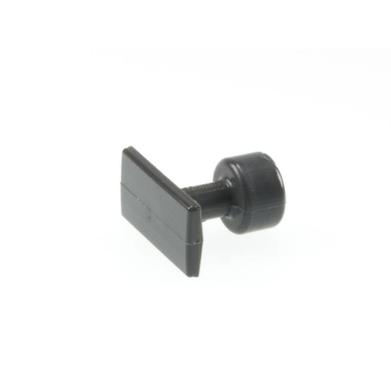 26 mm Black Plague Small Crease Tab - 10 pcs