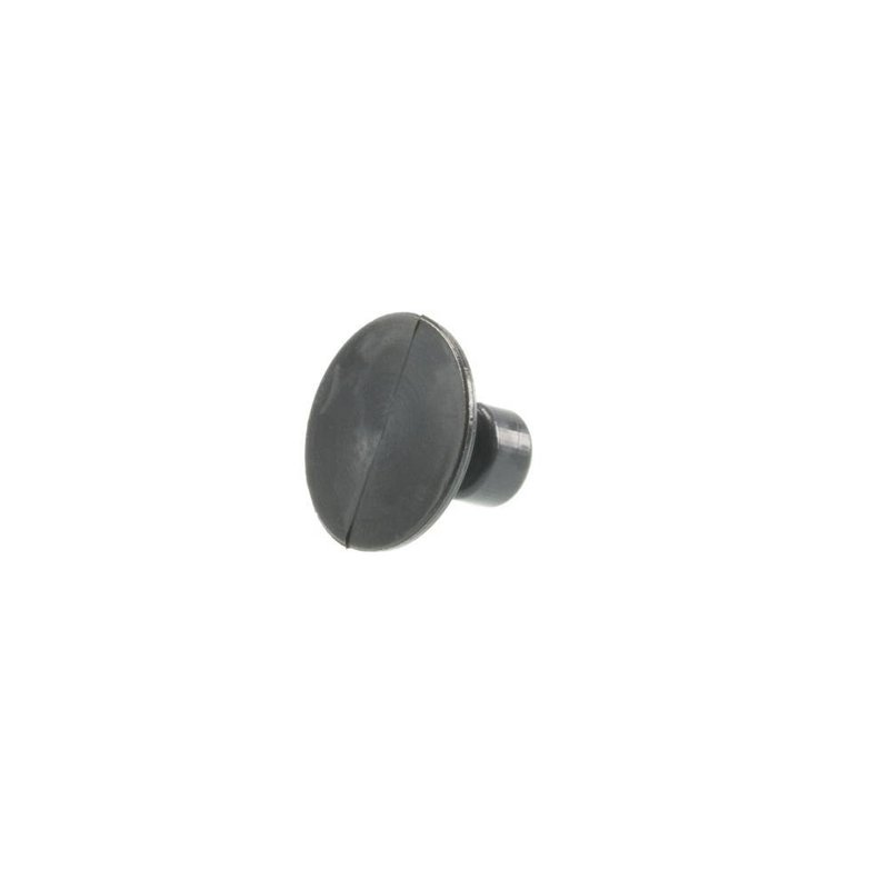 30 mm Black Plague Round Tab - 10 pcs