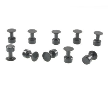 Blackplague 15 mm Black Plague Round Tab - 10 pcs
