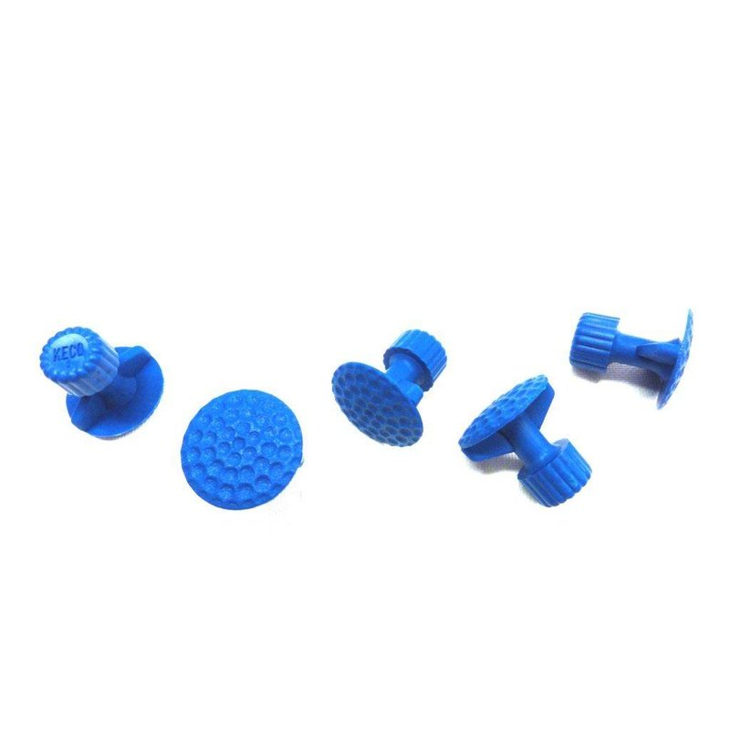 Keco 21 mm Dimpled Winged Round Hail Tab - 5 pcs