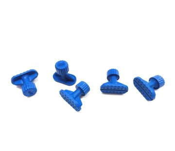KECO Keco 12 mm x 25 mm with ribs - 10 pcs