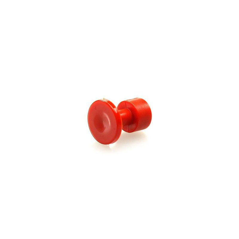 Bloody Orange PDR Tabs 17 mm Round slick - 5 pcs