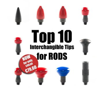 Dentcraft Tools Tips for rods