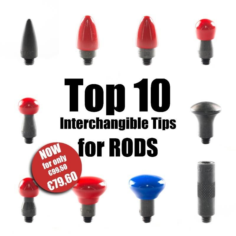 Tips for rods