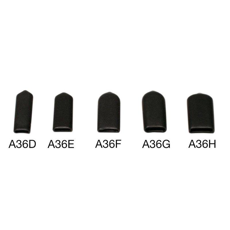"""Medium hard plastic cap for 3/8"""" (9,52 mm) bladed tools"""