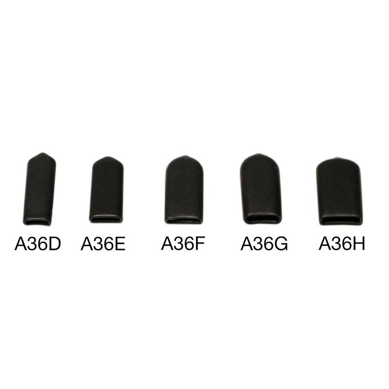 "Medium hard plastic cap for 3/8"" bladed tools"
