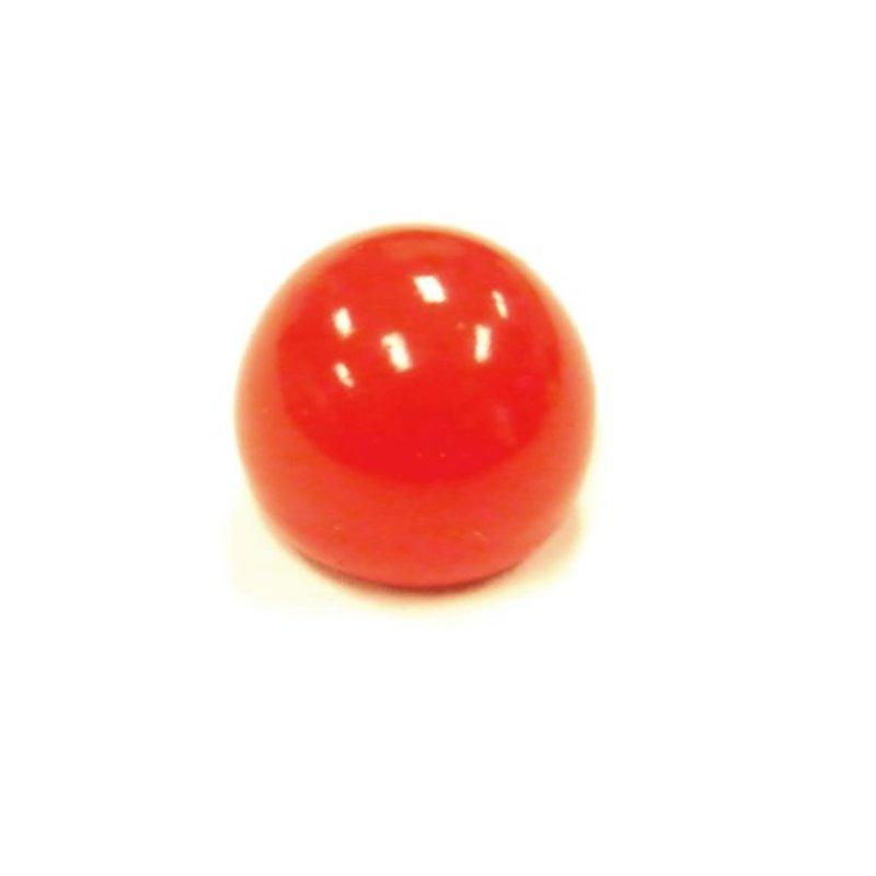 R-tips / Cherry tips -  Red Hard tips for 1/4'' (6,35 mm) ball tips