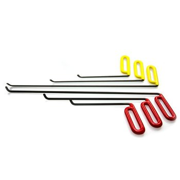 Dentcraft Tools Shaved tool Set - 6 pcs