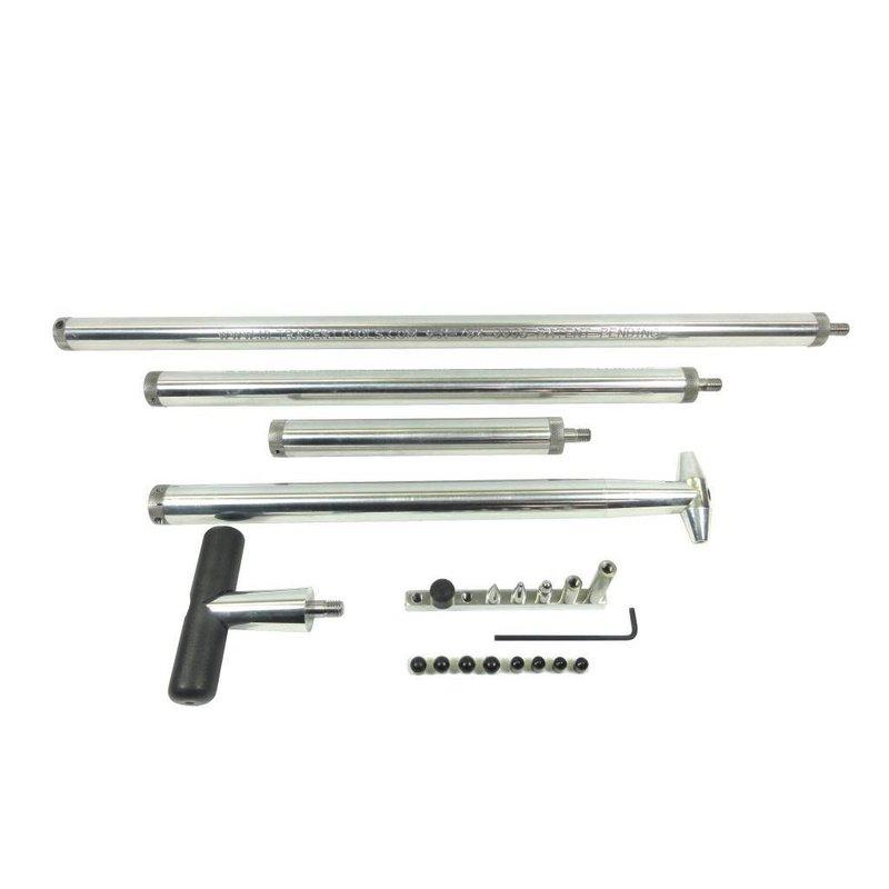 Aluminum Hail Rod