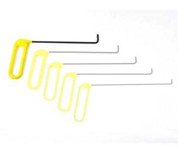 "Dentcraft Tools Wire tool 8"" (20,32 cm), .150"" (3.81 mm) diameter"