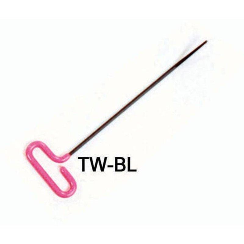 """T-Handle Blunt tip 14"""" (35,56 cm), .243"""" (6.35 mm) diameter"""