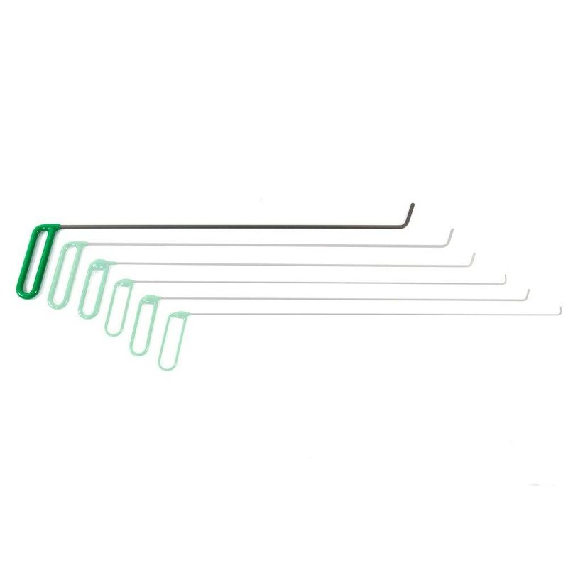"Wire tool 24"" (60,96 cm), .243"" (6,17 mm) diameter"