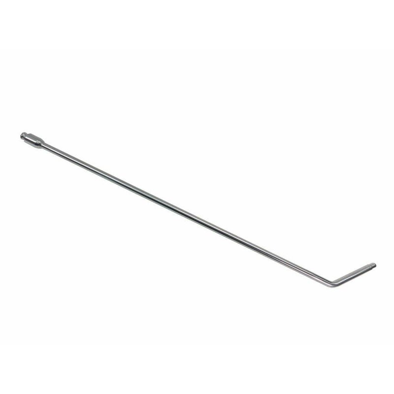 "24"" (60,96 cm) Bendable 45°, x 3-1/4"" Soft tip for adjustable handle, 3/8"" diameter"