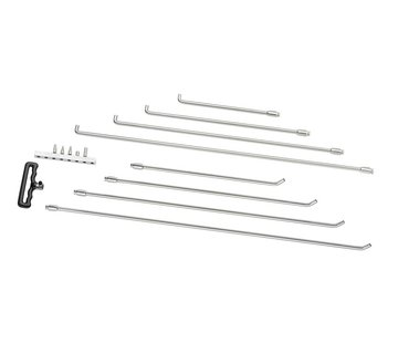 Ultra Dent Tools 3/8 inch (9,53 mm) wide softtip rod set