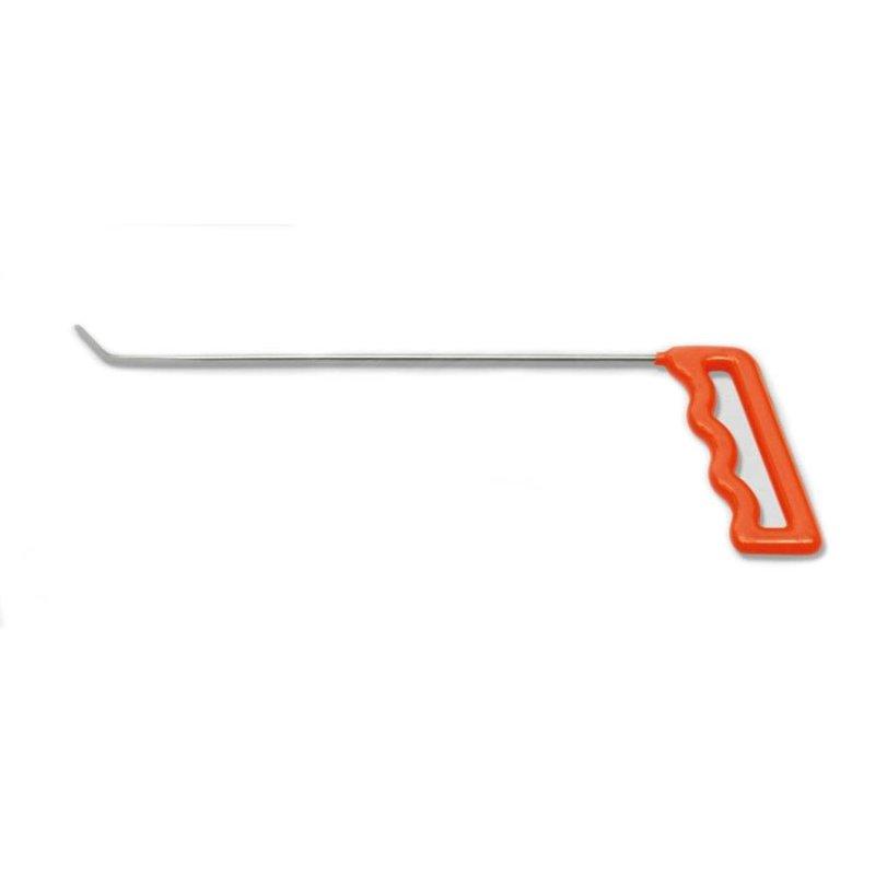 """10"""" (25,40 cm) Right wire 45° 1"""" (2,54 cm) blade"""