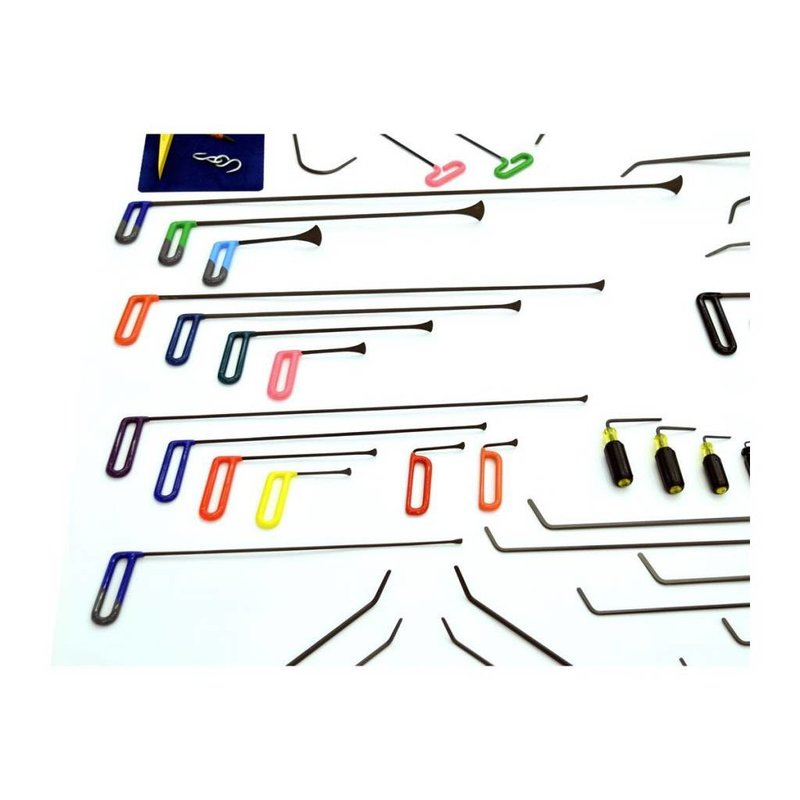 Dentcraft tools Pro Set - 62 pcs