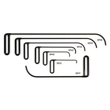 Dentcraft Tools Side Panel Hook Set - 7 pcs