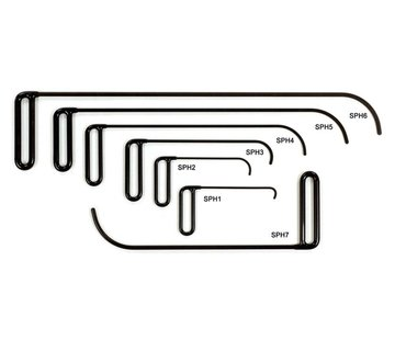 Dentcraft Tools Side Panel Hook Set - 7 pcs
