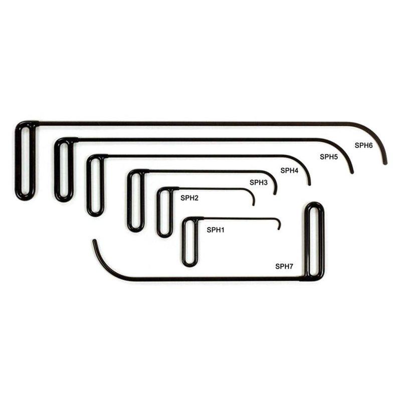Kit de 7 outils pour panneaux latéraux