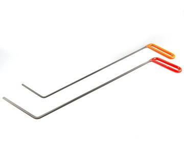 Dentcraft Tools Long Flag tool Set - 2 pcs