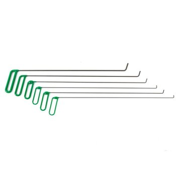 "Dentcraft Tools Wire Set all 24"" (61 cm) - 6 pcs"