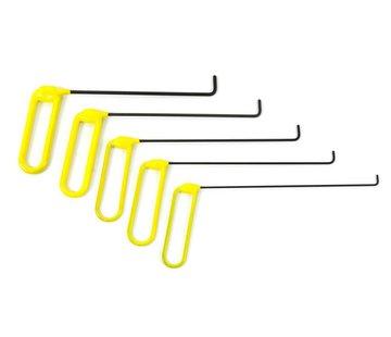 "Dentcraft Tools Wire Set all 8"" (20,30 cm) - 5 pcs"