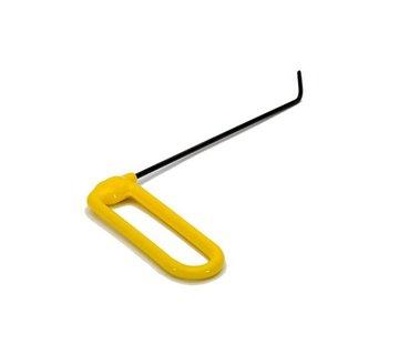 "Dentcraft Tools Brace tool left 8"" (20,32 cm), .125"" diameter"