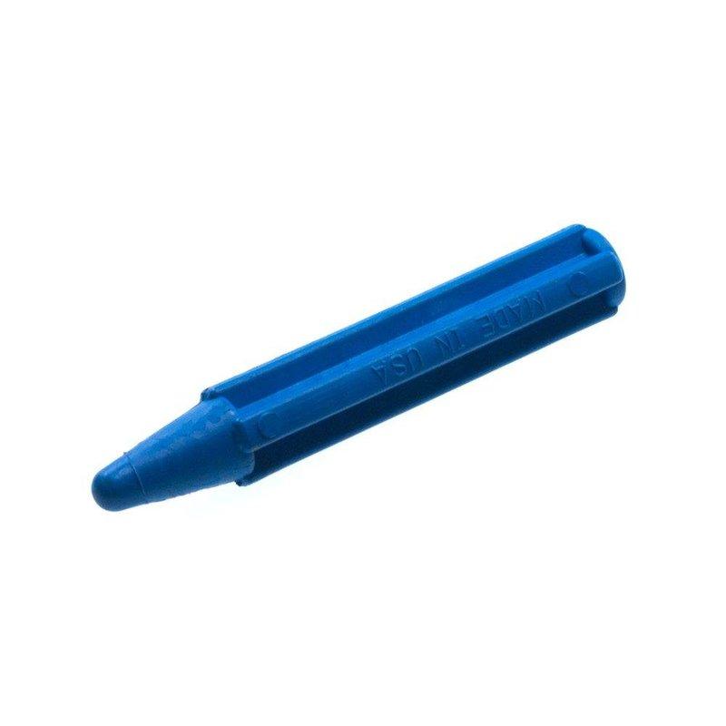 Plastic Blunt Punch Blue