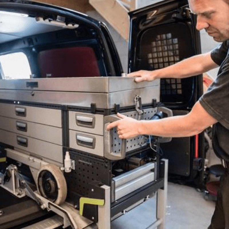 Dynnox XL36 wielofunkcyjny system załadunku