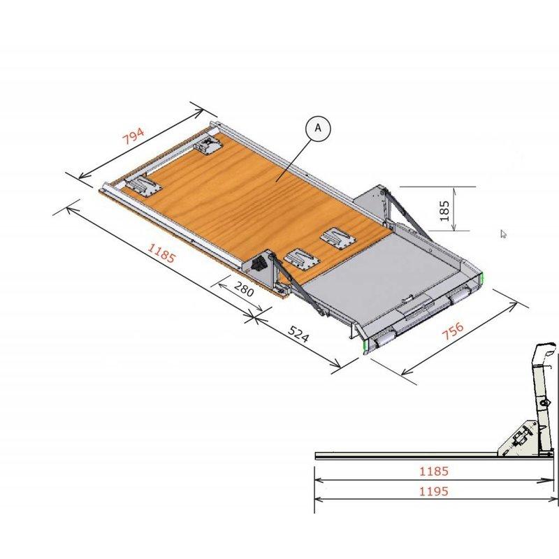 Dynnox L46 wielofunkcyjny system załadunku
